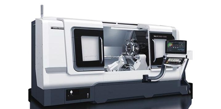 EGILE MEKANIZATUAK adquiere un nuevo torno de 4 ejes DMG MORI modelo NLX-2500/1250Y