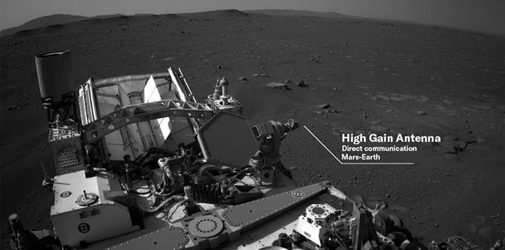 GOIMEK participa en la conquista de Marte