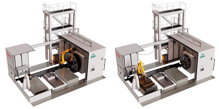 IZADI recurre a la fabricación aditiva para doblar su negocio de cara a 2025